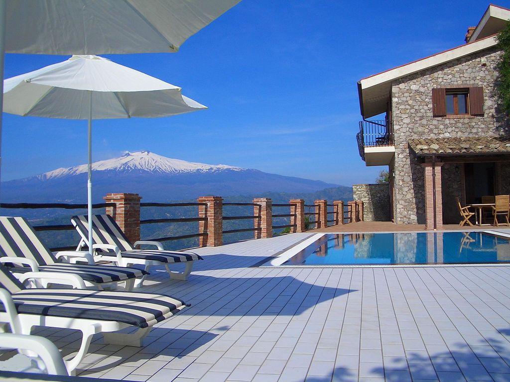 Splendida villa panoramicissima